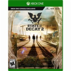 Foto Jogo State of Decay 2 Xbox One Undead Labs