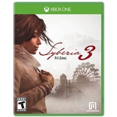 Foto Jogo Syberia 3 Xbox One Microids