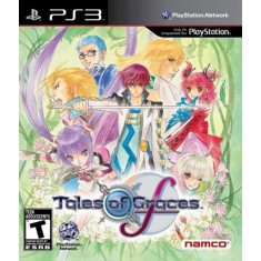 Foto Jogo Tales of Graces PlayStation 3 Namco