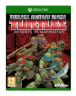 Jogo Teenage Mutant Ninja Turtles Mutants in Manhattan Xbox One Activision