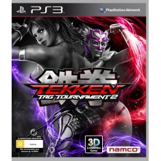 Foto Jogo Tekken Tag Tournament 2 PlayStation 3 Namco