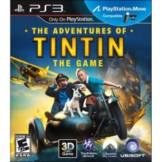 Foto Jogo The Adventures of Tintin PlayStation 3 Ubisoft