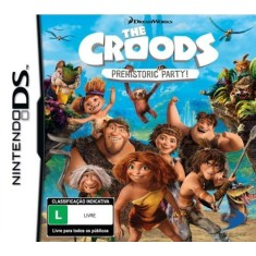 Foto Jogo The Croods: Prehistoric Party! D3 Publisher Nintendo DS