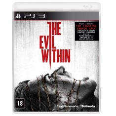 Foto Jogo The Evil Within PlayStation 3 Bethesda