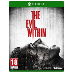 Foto Jogo The Evil Within Xbox One Bethesda