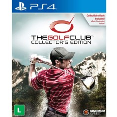 Foto Jogo The Golf Club PS4 Maximum Family Games