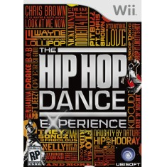 Foto Jogo The Hip Hop Dance Wii Ubisoft