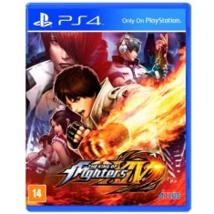 Foto Jogo The King of Fighters XIV PS4 Atlus