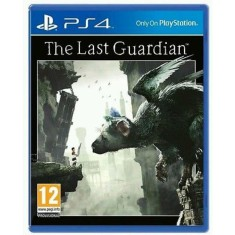 Foto Jogo The Last Guardian PS4 Sony