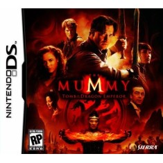 Foto Jogo The Mummy Tomb of Emperor Activision Nintendo DS