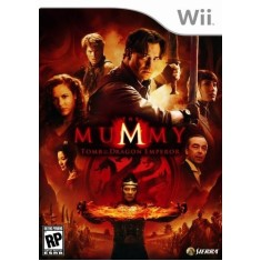 Foto Jogo The Mummy Tomb of the Dragon Emperor Wii Sierra