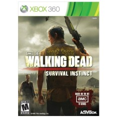 Foto Jogo The Walking Dead: Survival Instinct Xbox 360 Activision