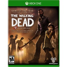 Foto Jogo The Walking Dead Xbox One Telltale
