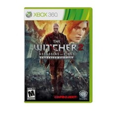 Foto Jogo The Witcher 2: Assassins of Kings Xbox 360 Warner Bros