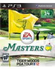 Jogo Tiger Woods PGA TOUR 12: The Masters PlayStation 3 EA