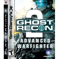 Foto Jogo Tom Clancy´s: Ghost Recon Advanced Warfighter 2 PlayStation 3 Ubisoft