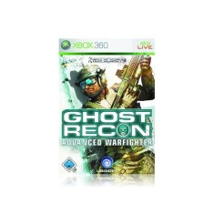 Foto Jogo Tom Clancy's: Ghost Recon Advanced Warfighter Xbox 360 Ubisoft