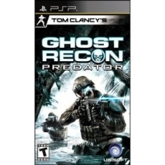 Foto Jogo Tom Clancy's Ghost Recon Predator Ubisoft PlayStation Portátil