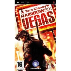 Foto Jogo Tom Clancy's Rainbow Six Vegas Ubisoft PlayStation Portátil