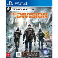 Foto Jogo Tom Clancy's The Divison PS4 Ubisoft