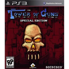 Foto Jogo Tower of Guns PlayStation 3 Soedesco