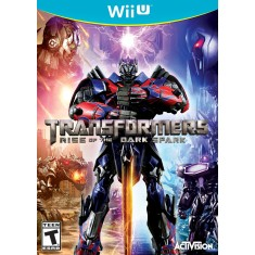 Foto Jogo Transformers: Rise of the Dark Spark Wii U Activision