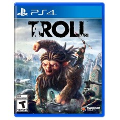 Foto Jogo Troll & I PS4 Maximum Games