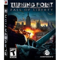 Foto Jogo Turning Point: Fall of Liberty PlayStation 3 Codemasters