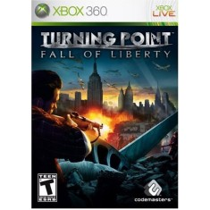 Foto Jogo Turning Point: Fall of Liberty Xbox 360 Codemasters