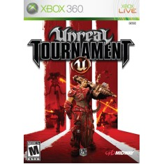 Foto Jogo Unreal Tournament 3 Xbox 360 Midway