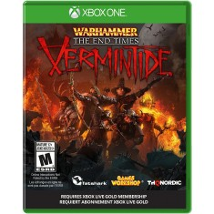 Foto Jogo Warhammer End Times Vermintide Xbox One Nordic Games