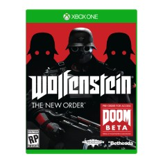 Foto Jogo Wolfenstein The New Order Xbox One Bethesda