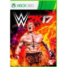 Foto Jogo WWE 2K17 Xbox 360 2K