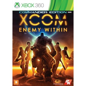 Foto Jogo XCOM: Enemy Within Xbox 360 2K