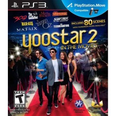 Foto Jogo Yoostar 2: In the Movies PlayStation 3 Yoostar