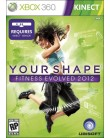 Jogo Your Shape Fitness Evolved 2012 Xbox 360 Ubisoft