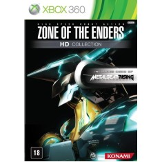 Foto Jogo Zone Of The Enders HD Collection Xbox 360 Konami