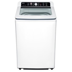 Foto Lavadora LG 16kg Top Load Smart Clean Inverter WT6816GW