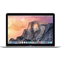 "Foto Macbook Apple MF865BZ/A Intel Core M 12"" 8GB SSD 512 GB"