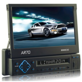 Foto Media Receiver AR70 MM630 Touchscreen USB