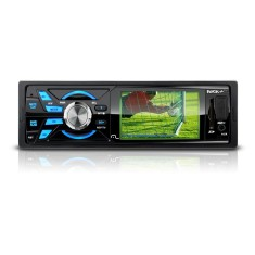 "Foto Media Receiver Multilaser 3 "" P3227 USB TV"