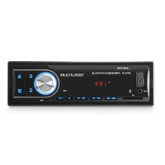 Foto Media Receiver Multilaser New Max P3326 Bluetooth USB