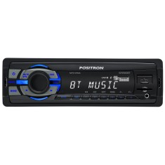Foto Media Receiver Pósitron SP2310 BT Bluetooth USB
