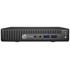 Foto Mini PC HP EliteDesk 705 G3 AMD PRO A10 9700 8 GB 1 TB Windows 10 Radeon R7