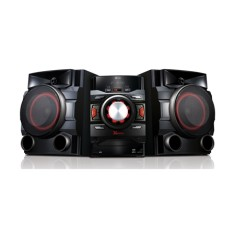 Foto Mini System LG CM4650 560 Watts Ripping Bluetooth USB