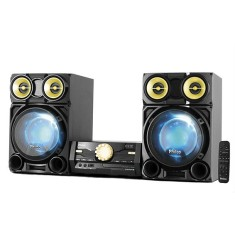 Foto Mini System Philco PH1800BT 1.600 Watts Bluetooth USB