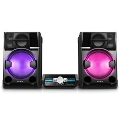 Foto Mini System Sony Shake 77 3.000 Watts NFC USB Bluetooth