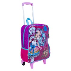 Foto Mochila com Rodinhas Escolar Sestini Ever After High 17M G 64688