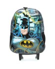 Mochila com Rodinhas Escolar Xeryus Batman Night Of The Bat 16 5380