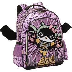 Foto Mochila Escolar PCF Global Hello Kitty Comics Bat Girl G 964B04